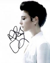 Jessie Ware Autograph Signed Photo